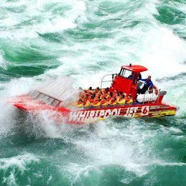 Niagara Whirlpool by Sayantan Bhadra - Sports & Fitness Other Sports