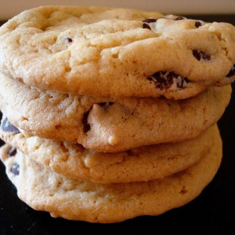 Aunt Alecia's Famous Chocolate Chip Cookies