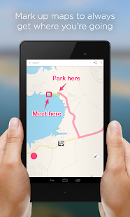 App Skitch - Snap. Mark up. Send. APK for Windows Phone