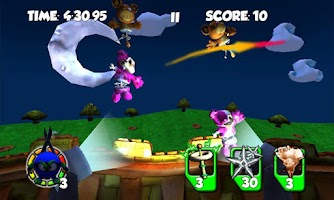 Screenshot of Plush Ninja