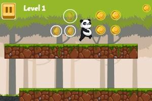 Screenshot of Run Panda Run