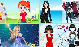 Screenshot of Juegos de vestir gratis