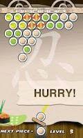 Screenshot of Sushi Shooter