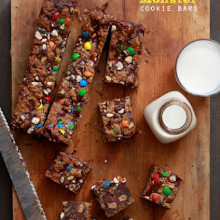Monster Cookie Bar