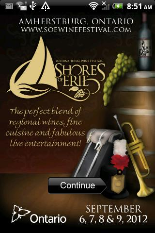 Shores of Erie Wine Festival