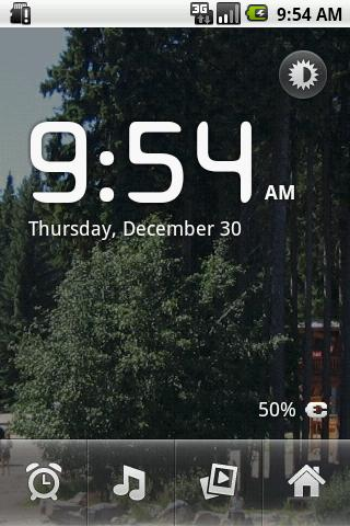 Talking Alarm for Android 1.6