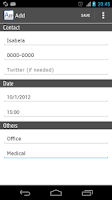Screenshot of APPointments Free