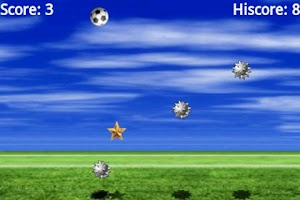 Screenshot of Tilt Bounce