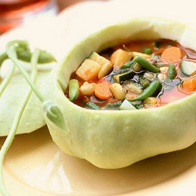Chilled Minestrone