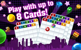 Screenshot of Bingo City - FREE BINGO CASINO