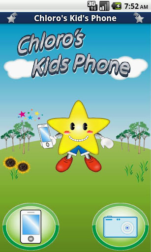 Chloro's Kid's Phone
