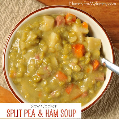recipe: split pea soup with ham and potatoes [24]