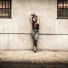 Rachel Sherman by Charles Lugtu - Digital Art People