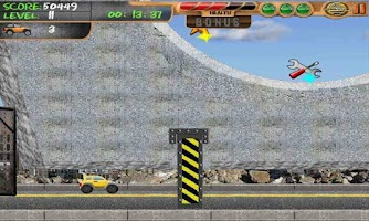 Screenshot of Crazy Jeep