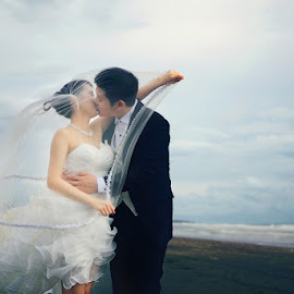by Badruz Zaman - Wedding Bride & Groom ( Wedding, Weddings, Marriage )