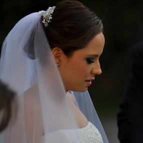 by Cristobal Garciaferro Rubio - Wedding Bride
