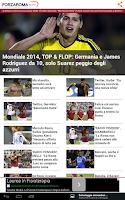 Screenshot of ForzaRoma.info