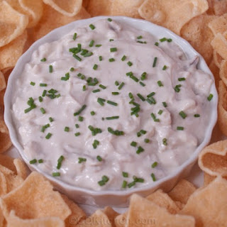 Sour Cream Clam Dip