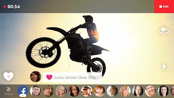 Screenshot of LiveLens