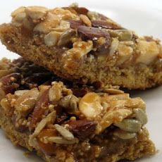 Nutty & Decadent Quinoa Bars