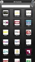 Screenshot of RockTV - MobileTV, LiveTV