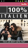 Screenshot of 100% ITALIEN