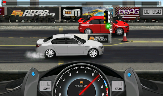 Drag Racing for Lollipop - Android 5.0