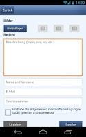 Screenshot of bz Basel Mobile