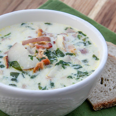 Creamy Chicken and Potato Soup