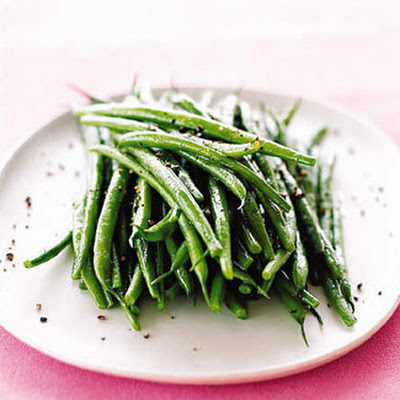 Green Beans with Sesame Vinaigrette