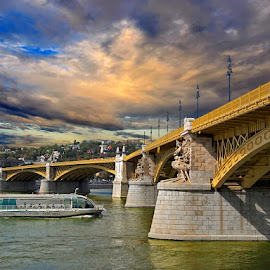 Budapest by Khaled Ibrahim - City,  Street & Park  Historic Districts