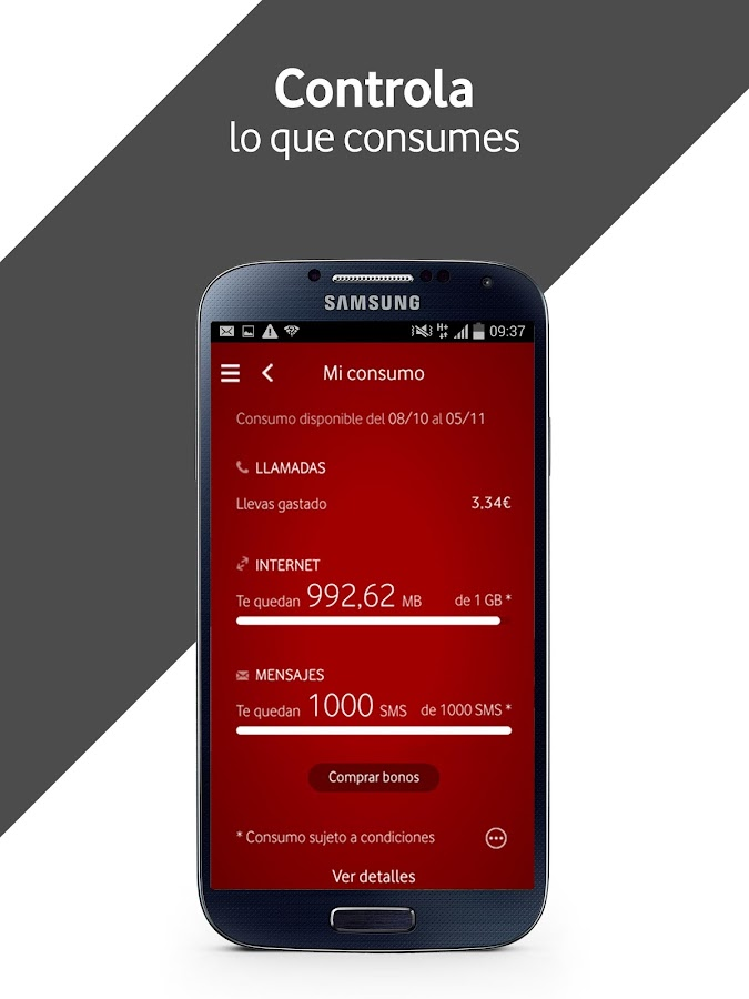 Mi Vodafone Screenshot 8