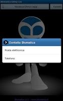 Screenshot of Blumatica Safety Lex