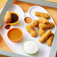 Chicken Fingers Painter's Palette