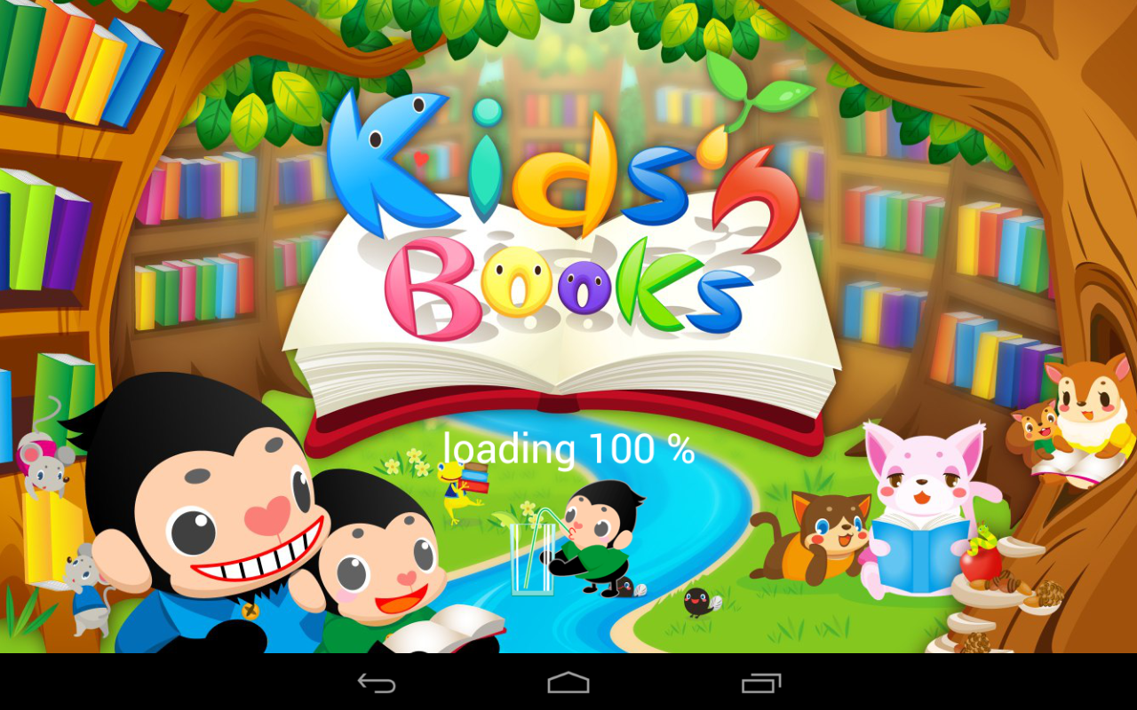 Read unlimitedly kids 39 n books android apps on google play for Children s fish book