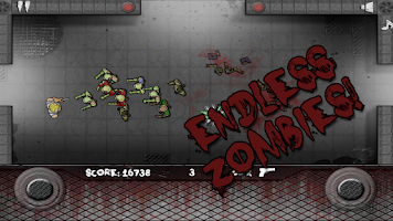 Screenshot of Zombies Overloaded