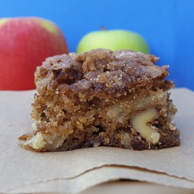 Good 'ol Fashioned Apple Brownies