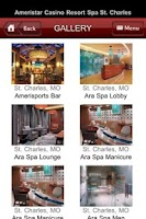 Screenshot of Ameristar Casinos, Inc.