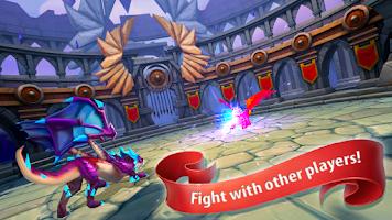 Screenshot of Dragons World