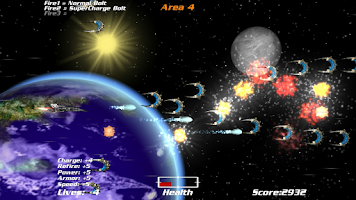 Screenshot of BlastZone 2 Lite ArcadeShooter