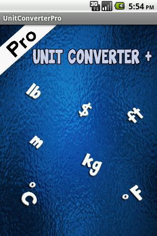 Unit Converter pro