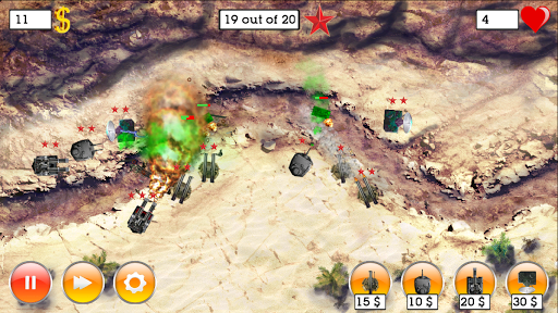 Tower Defense 2015 - screenshot