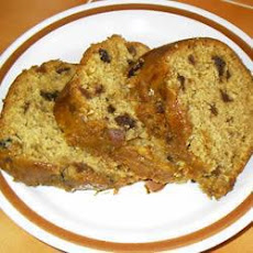 Mincemeat Tea Cake