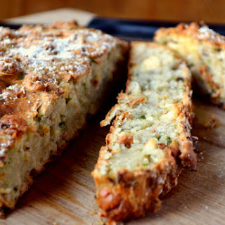 Cheese and Red Onion Potato Bread