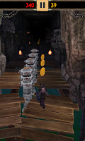 Screenshot of Warrior Run