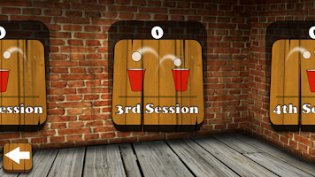 Screenshot of Beer Pong Tricks
