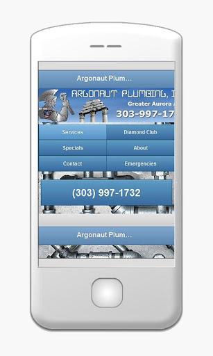 Argonaut Denver Plumber
