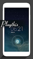 Screenshot of PLAY THIS GO LOCKER THEME