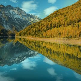 Pejio Val di Sole by Albergamo Paolo - Landscapes Mountains & Hills ( landscapes )