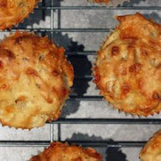 Cheese And Onion Muffins